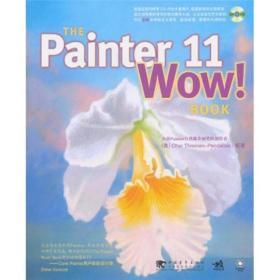 满29包邮 二手Painter 11 WOW!BOOK 彭达维斯 李静 978750069599