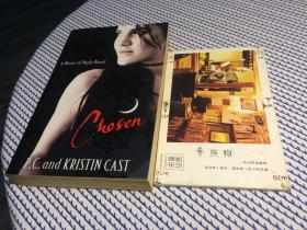 英文原版  Chosen - a house of night novel 【存于溪木素年书店】