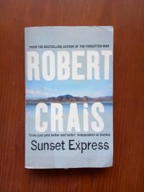 日落号特快 Sunset Express(Robert Crais) 英文原版