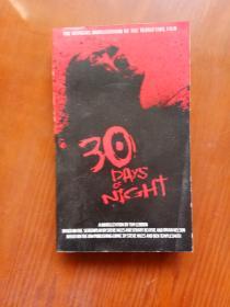 【原版英文】30 Days of Night (Movie Novelization)