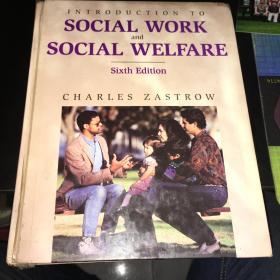 SOCIAL WORK SOCIAL WELFARE( Sixth edition)