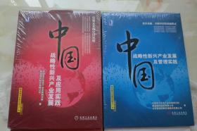 中国战略性新兴产业发展及应用实践之一、管理实践之二、投融资与并购战略之三、中国云计算产业发展及应用实践之四(4本)未开封看描述