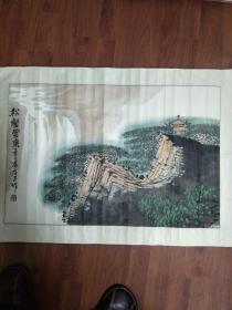 南京艺术学院教授【庄利经水墨山水画】看图保真