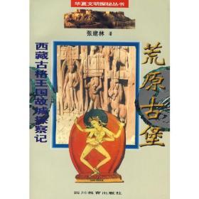 荒原古堡? 西藏古格王國故城探察記:華夏文明探秘叢書