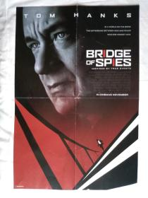 外国电影海报(007)4开双面(英文版)