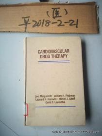 英文原版医学图书:心血管药物疗法 CARDIOVASCULAR DRUG THERAPY
