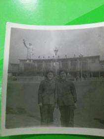 老照片(有张有毛主席招手像,和几张毛主席头像照片)30张