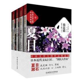 9787564099169-hs-日本文学大师作品精选集--我是猫(套装共4册)