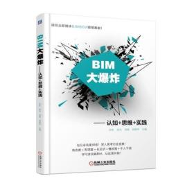 BIM大爆炸 认知+思维+实践