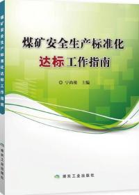 煤矿安全生产标准化达标工作指南
