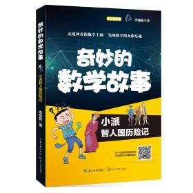 正版新书奇妙的数学故事 小派智仁国历险记