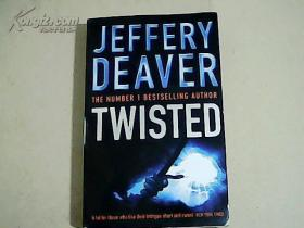 Twisted: Collected Stories of Jeffery Deaver [平装]