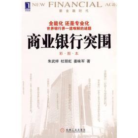 新金融时代:商业银行突围:彩图本
