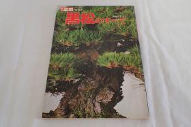 近代盆栽増刊号 黑松 黒松のすべて PART2  第2期   包邮  现货!