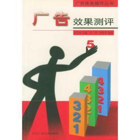 广告效果测评——广告实务操作丛书