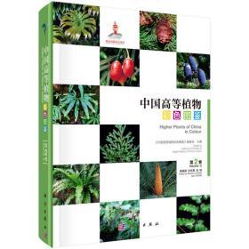 中国高等植物彩色图鉴第2卷