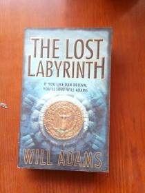 THE LOST LABYRINTH消失的迷宫 (英文原版)