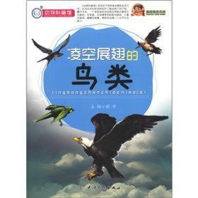 现货-颠峰阅读文库:动物科普馆:凌空展翅的鸟类( 四色)