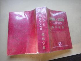 汉越字典 精装