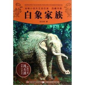 动物小说大王沈石溪品藏书系:白象家族