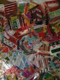 八十年代糖标,大约350张