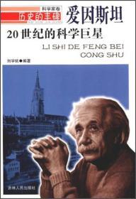 历史的丰碑·科学家卷:20世纪的科学巨星·爱因斯坦