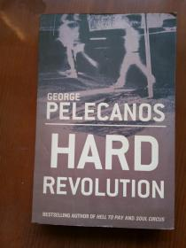 暴力革命 Hard Revolution (George. Pelecanos) 英文原版小说