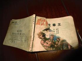 连环画: 威伏拳王