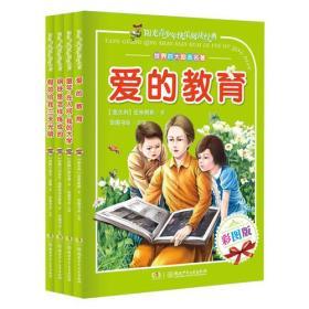 9787535873484-hs-阳光青少年快乐阅读经典:世界四大励志名著(精装彩图全四册)