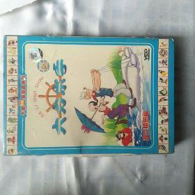 大力水手 波比情感篇 卡通五碟精品系列 CD  光盘
