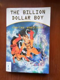 十亿美元男孩 THE BILLION DOLLAR BOY(Charles Sheffield) 英文原版