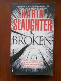 Broken(Slaughter, Karin) 英文原版