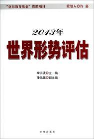 2013年世界形势评估