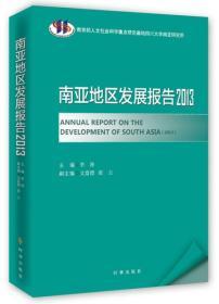 南亚地区发展报告2013