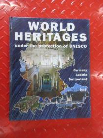 WORLD   HERITAGES   硬精装