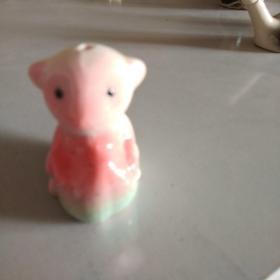 陶瓷 吉祥小猫哨