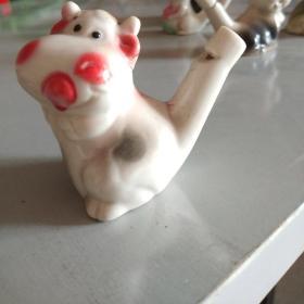 陶瓷 吉祥小猪哨