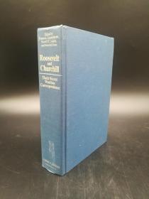1975年 ROOSEVELT AND CHURCHILL BY  FRANCIS L.LOEWENHEIM 精装插图