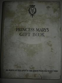 Princess Marys Gift Book 精装 插图本