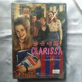 少女心路  二十四集美国少男少女情景片  CD 光盘