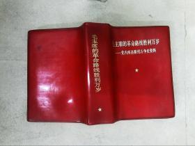 毛主席的革命路线胜利万岁——党内两条路线斗争史资料