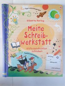 德语 Meine Schreib-werkstatt (German) Hardcover