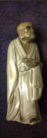 孔子瓷像(和库)