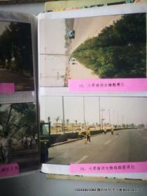 山西省公路养护展示影集  原版照片
