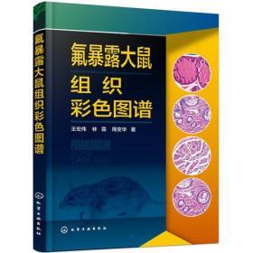 氟暴露大鼠组织彩色图谱
