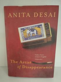 Anita Desai : The Artist of Disappearance  (印度) 英文原版书