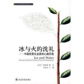 冰与火的洗礼中国民营企业家的心路历程