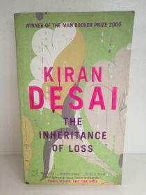 Kiran Desai : The Inheritance of Loss (印度) (Penguin 2006年口袋本) 英文原版书