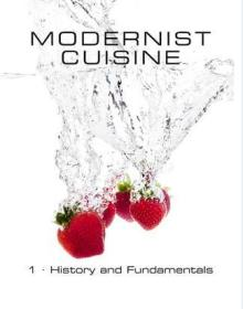 正版qs-9780982761007-MODERNIST CUISINE:The Art and Science of Cooking烹饪大全