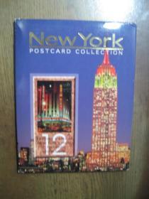 NEW YORK 外国明信片 12张